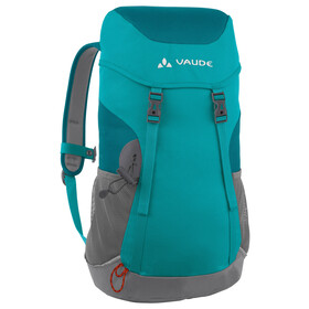 VAUDE Puck 14 Backpack Children grey/teal